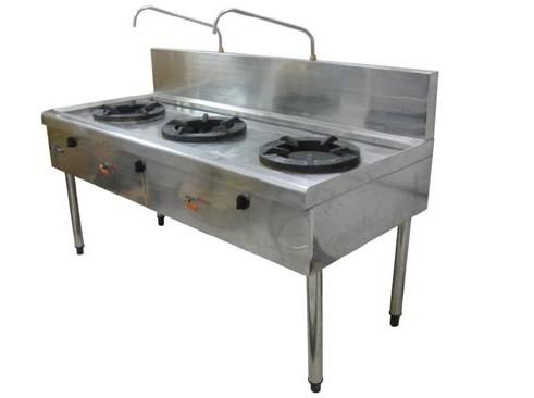 Bếp công nghiệp 3 lò
